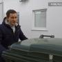 «Умелец недели»: пермяка, который придумал датчики для мусорных баков, показали по НТВ