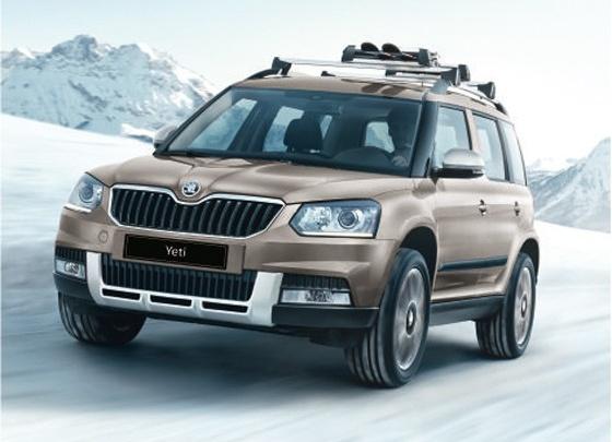 Официальный дилер представил финальные предложения февраля на покупку автомобилей SKODA