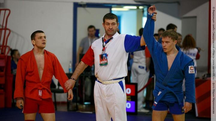 Уральские самбисты завоевали бронзовые медали на чемпионате Европы в Греции