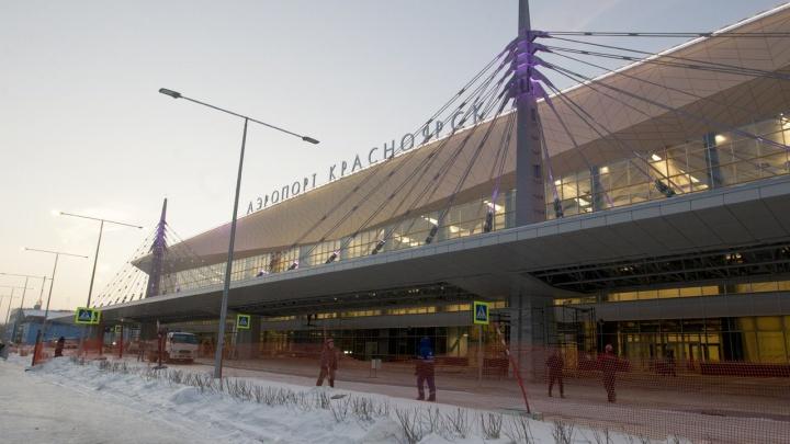 Новый аэропорт изнутри показали красноярцам до открытия