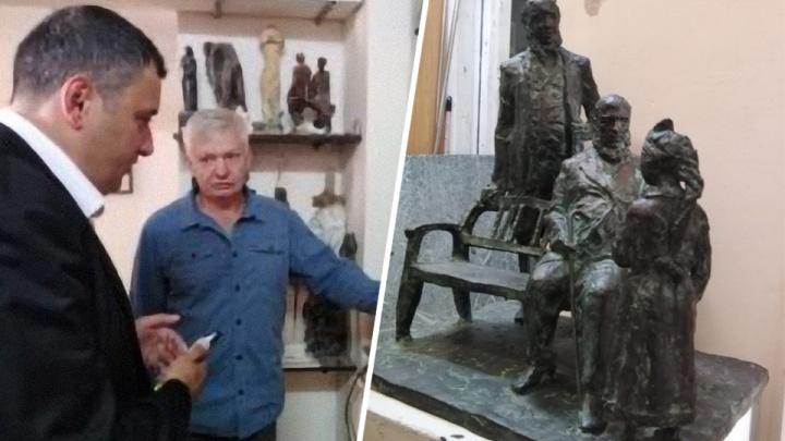 Привезут цветочек аленький: в Самаре появится необычная скульптура