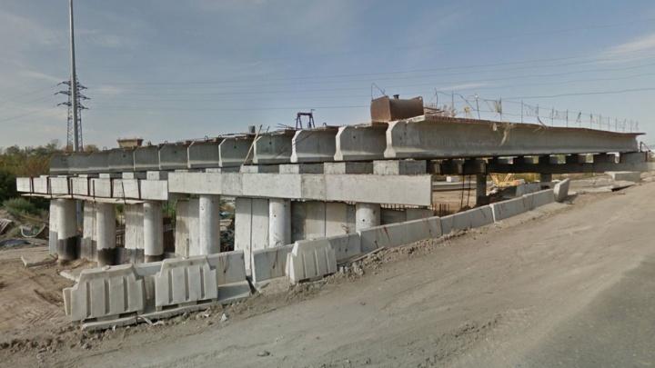 Ждали три года: в Челябинске нашли деньги на строительство моста на Троицком тракте