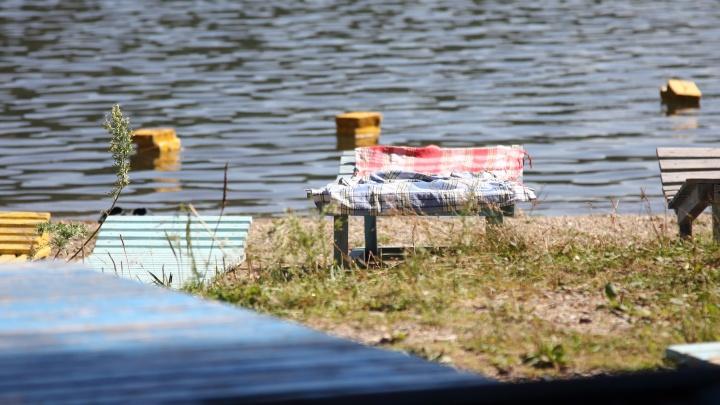 Три школьницы ушли под воду на реке в Челябинской области