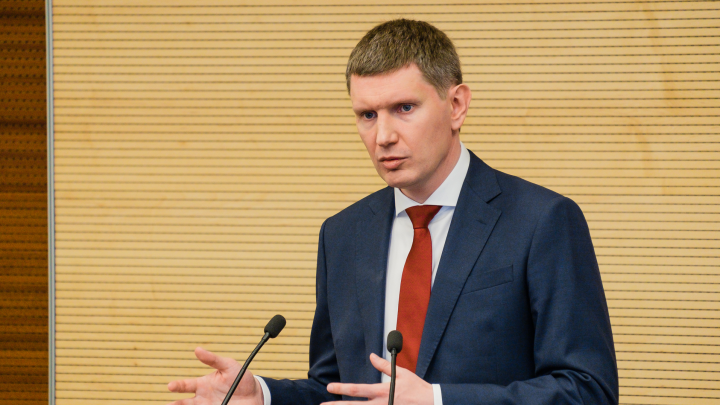 Максим Решетников сделал первое заявление на посту министра