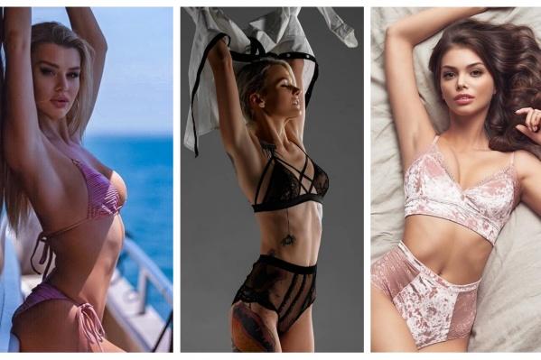 На фото тюменки, ставшие звездами Playboy. Это Ксения Белоусова, Виолетта Грехова и Лидия Пономарева