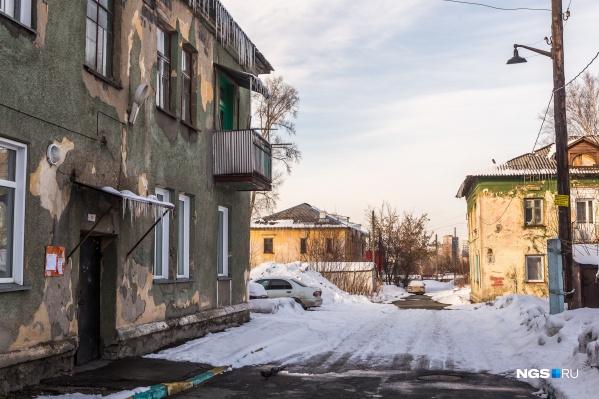 Так выглядит дом №5 по улице Горбаня, который обслуживает УК «Домовой +»