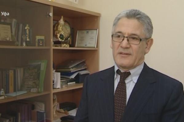 Хасан Баиев сделает в Уфе три показательные операции
