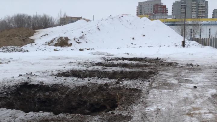 Мэрия отказалась из-за «дома у озера» разбивать в Кировском округе новый парк