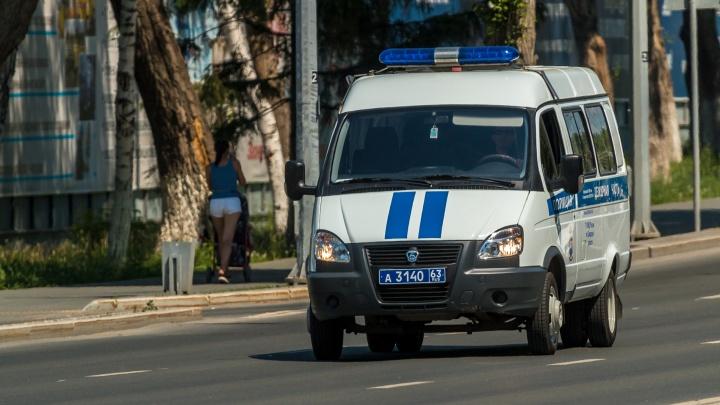 Полиция: в Самарской области мужчина с ребенком попали в смертельное ДТП