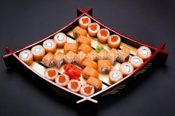 Японская «Жемчужна» в мире деликатесов
