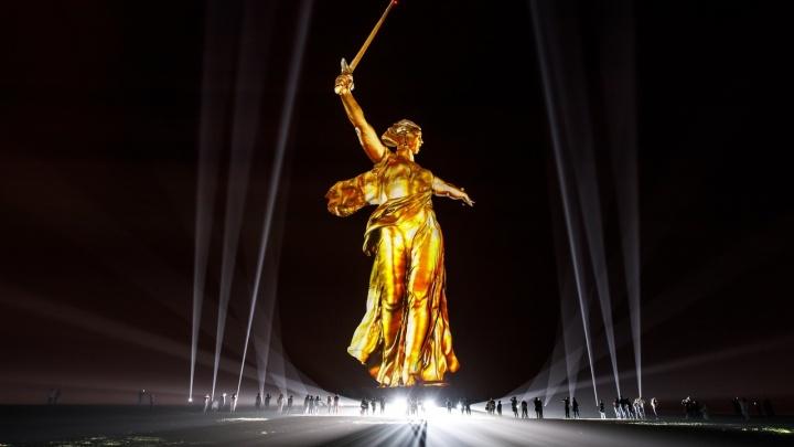 «Свет Великой Победы» озарит «Родину-мать» вечером 8 мая