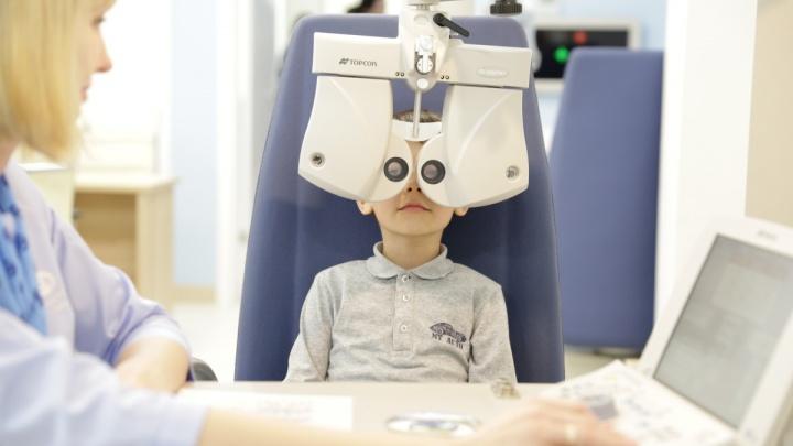 «Порой исправить зрение ребенку можно за 2 недели»: как в уникальной поликлинике лечат детей