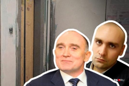 Лифты в Челябинске ремонтировала фирма сына Дубровского