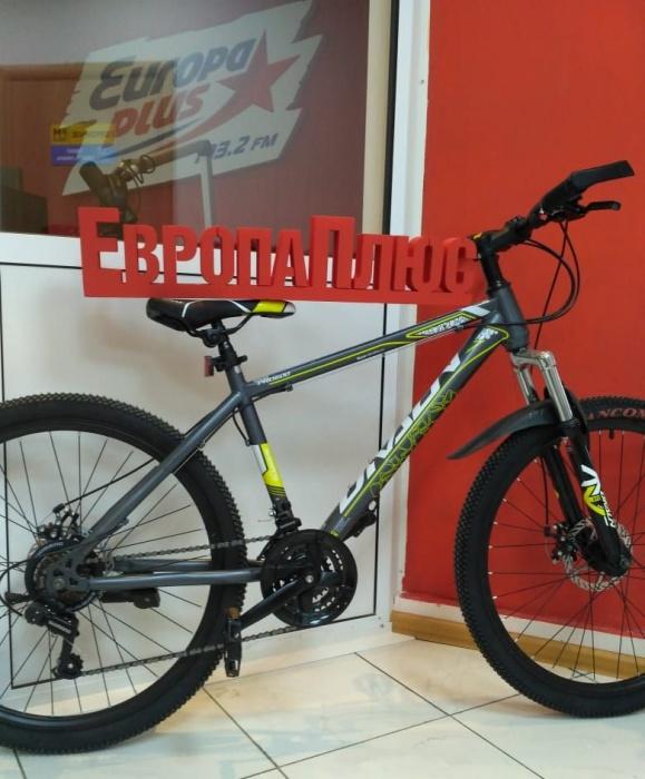 «Европа Плюс» подарит велосипед самому общительному гостю открытой студии в ТРЦ «Аура»