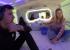 Тест-драйв капсульного отеля в двухместном номере в Кольцово.Видео