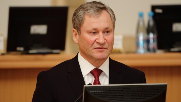 Алексей Кокорин: убежден, что Курганская область будет динамично развиваться