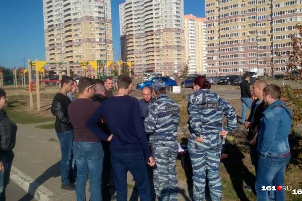 Ростовчанин объявил набор в отряд народной дружины