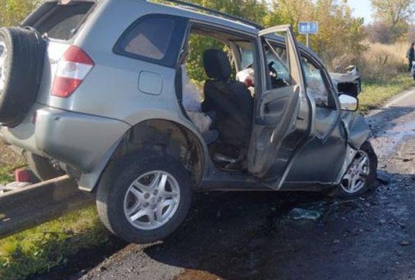 «Ехали в отпуск»: пара из Челябинской области разбилась в аварии по пути в Геленджик