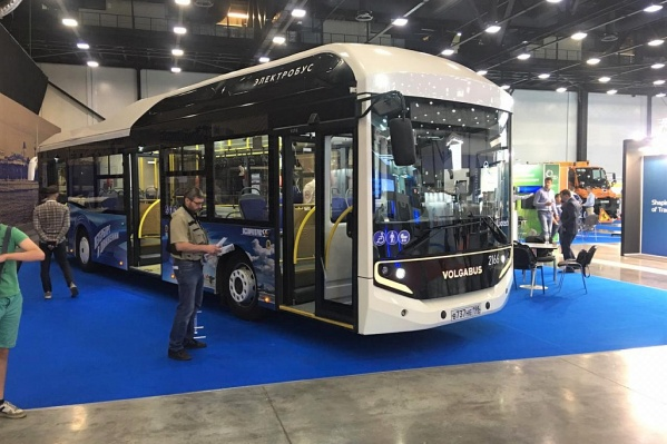 Новые автобусы должны были появиться в Ростове еще в мае