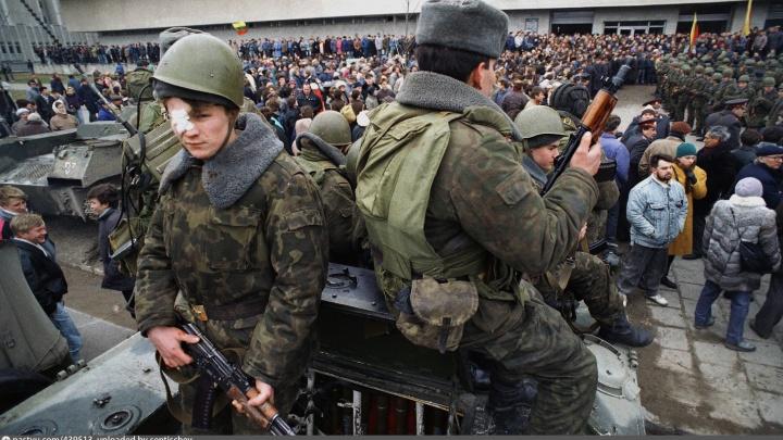 Вильнюс, 1991 год: за что маршала Язова приговорили к 10 годам тюрьмы