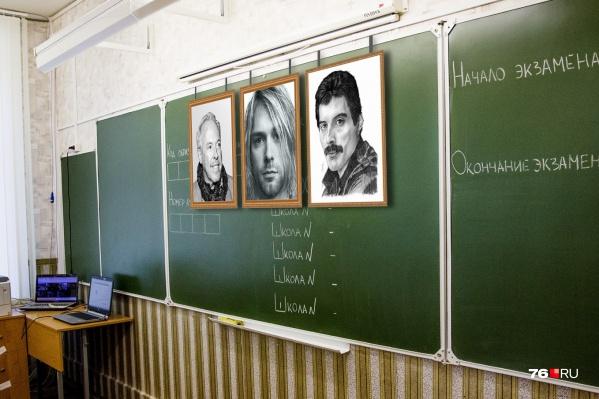 Может, рядом с портретами великих писателей появятся и портреты великих музыкантов