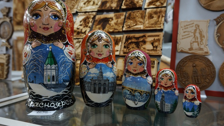 Что стоит увезти из Красноярска на память: подборка сувениров с прилавков города