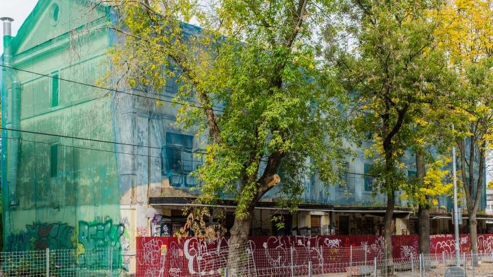 Карта позора Перми. Дом, где было кафе «Робертино», ждет сноса уже десять лет