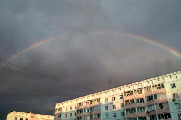 По информации синоптиков, к Новосибирску подходит холодный атмосферный фронт