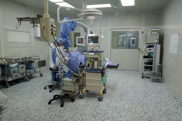 Операция прошла успешно, и через 10 дней пациента выписали