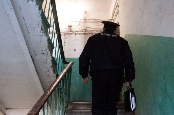 Основная часть патрульно-постовой службы занята семейно-бытовыми вызовами, объяснил представитель областного управления МВД