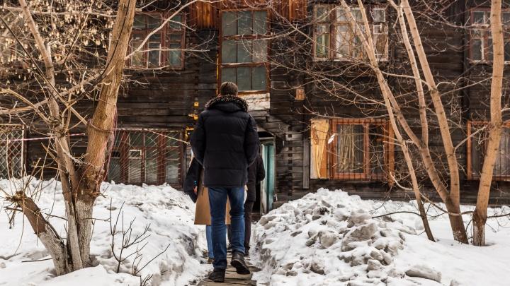 Голливуд трещит по швам: репортаж из барака кинематографистов за Каменкой
