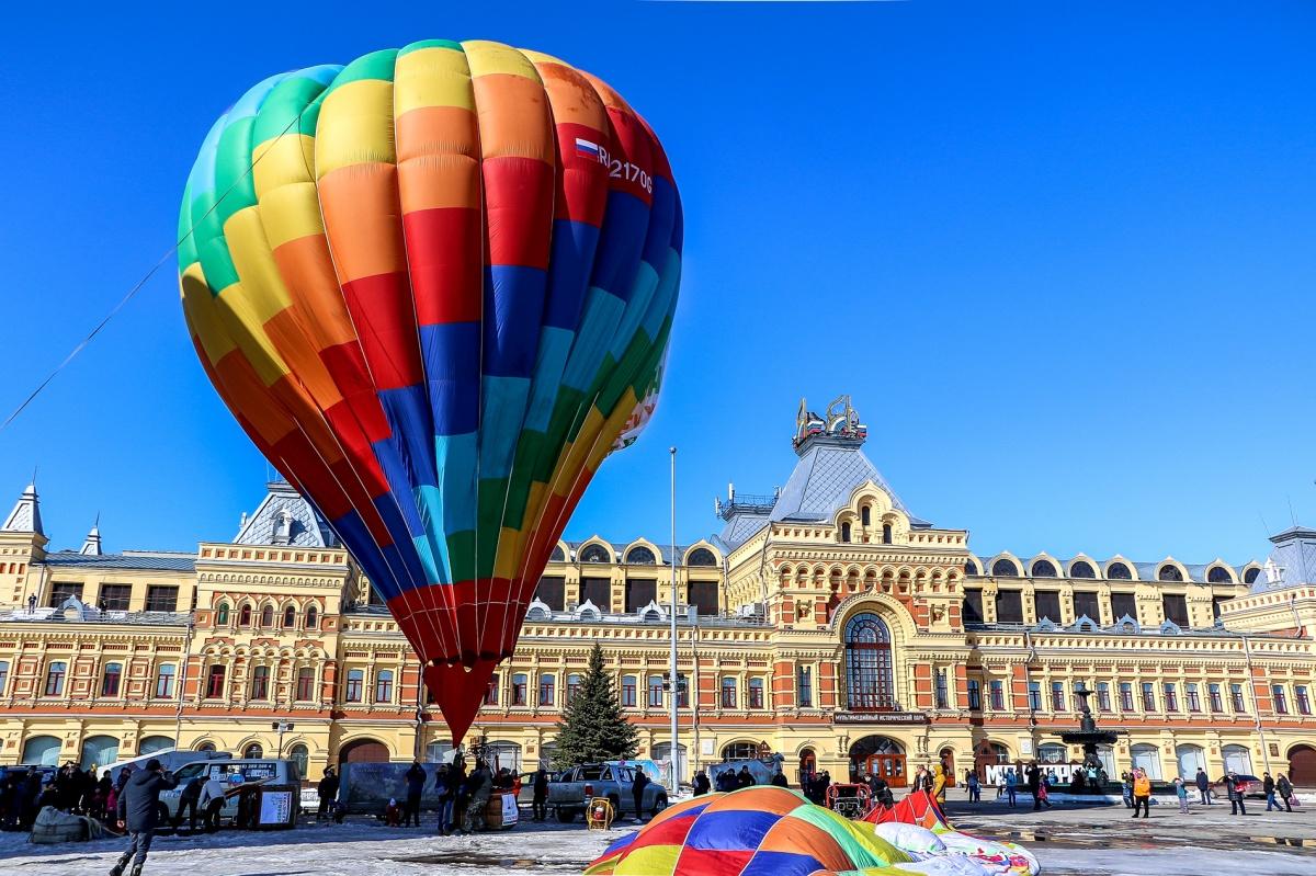 Гонка на воздушных шарах должна состояться в феврале