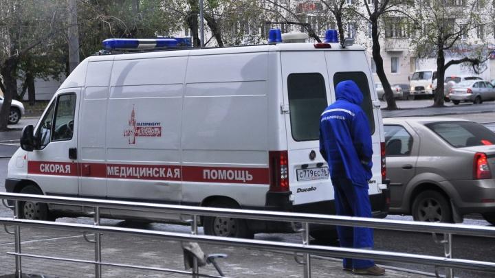В Екатеринбурге вынесли приговор мужчине, который напал на бригаду медиков
