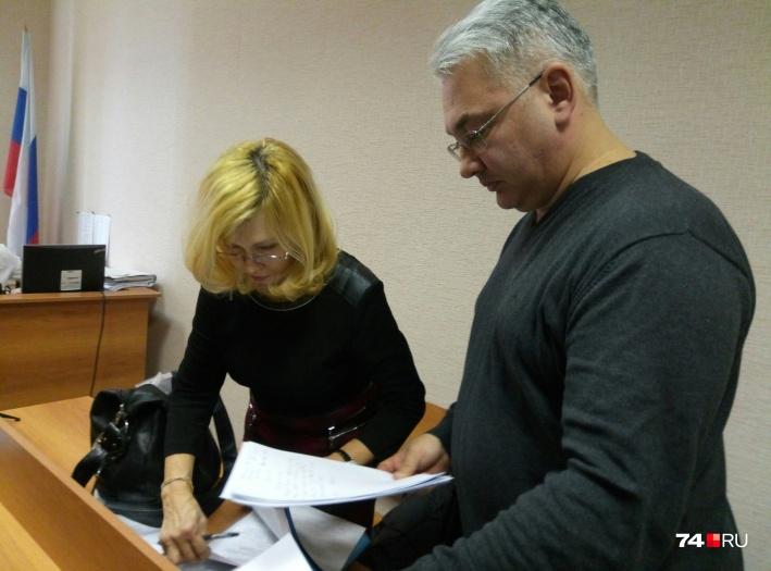 Сегодня в суде доктор пытался доказать, что его увольнение было связано с натянутыми отношениями с начальством