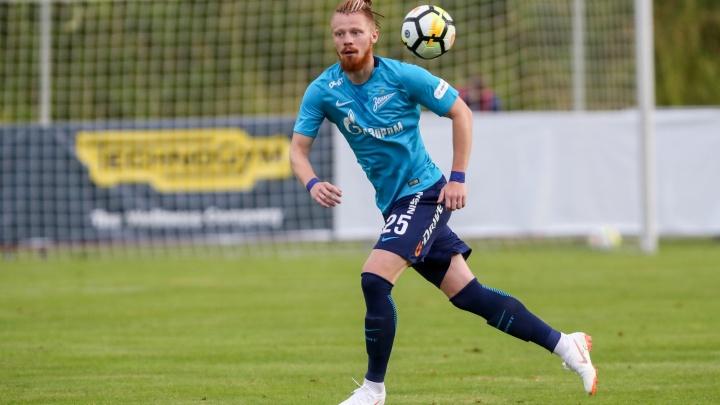 Иван Новосельцев до конца сезона будет защищать цвета «Ростова»