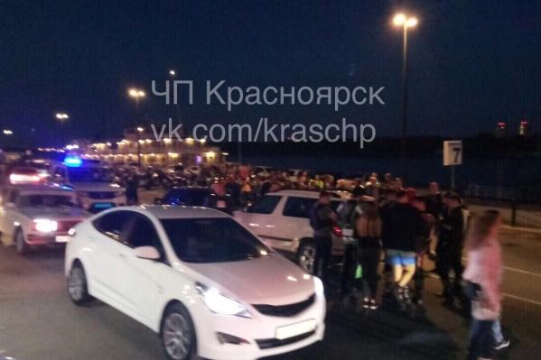 Все произошло вечером 22 июня на набережной в районе бывшего клуба «Эра»