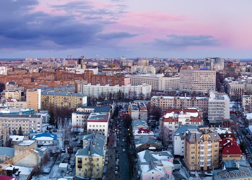 Вскоре нижегородцы смогут наслаждаться закатами самых разных цветов