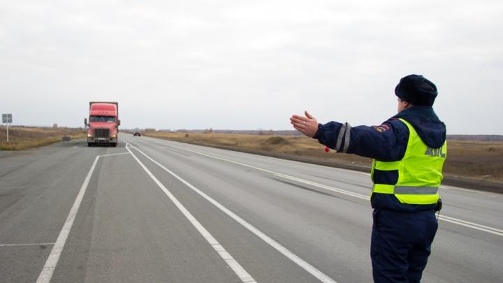 На двух участках трассы М-5 под Челябинском на четыре месяца ограничат движение
