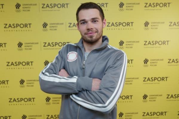 Даниил Дильман впервые участвовал в Олимпийских играх