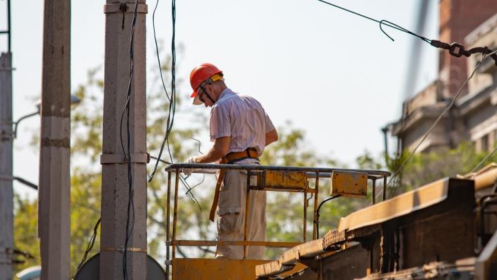 Жители нескольких улиц останутся без света с 7 по 9 августа