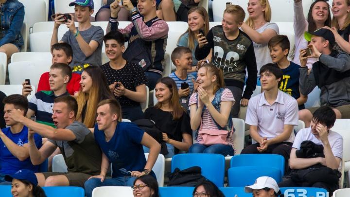 Путь болельщика до «Самара Арены»: как попасть на матч «Крылья Советов» — «Анжи»