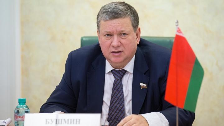 Умер сенатор от Ростовской области Евгений Бушмин
