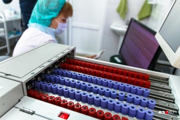 О своем диагнозе жительница региона узнала после того, как сдала кровь из вены