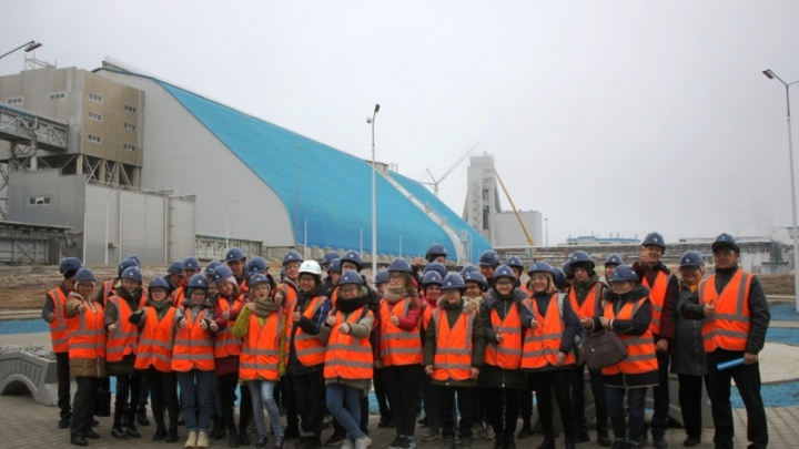 Заглянули в будущее: Гремячинский ГОК посетила делегация старшеклассников