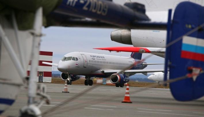 В Уфе стюардесс «Аэрофлота» заставят чистить туалеты после пассажиров и убирать салоны самолетов