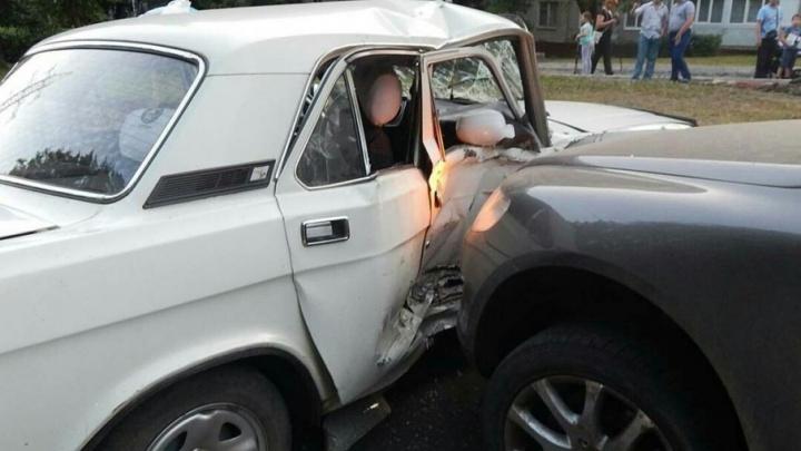 Молодая уфимка попала в больницу после ДТП на улице Авроры