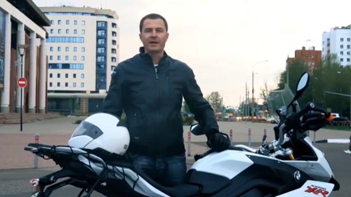 «Все мы разные, но правила — едины»: мэр Ярославля прокатился на дорогом байке