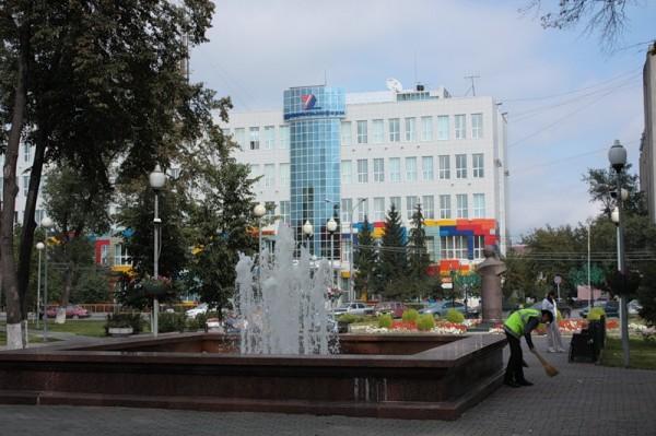 Водитель «Лады» сбил пенсионерку, решившую перейти дорогу у сквера Немцова