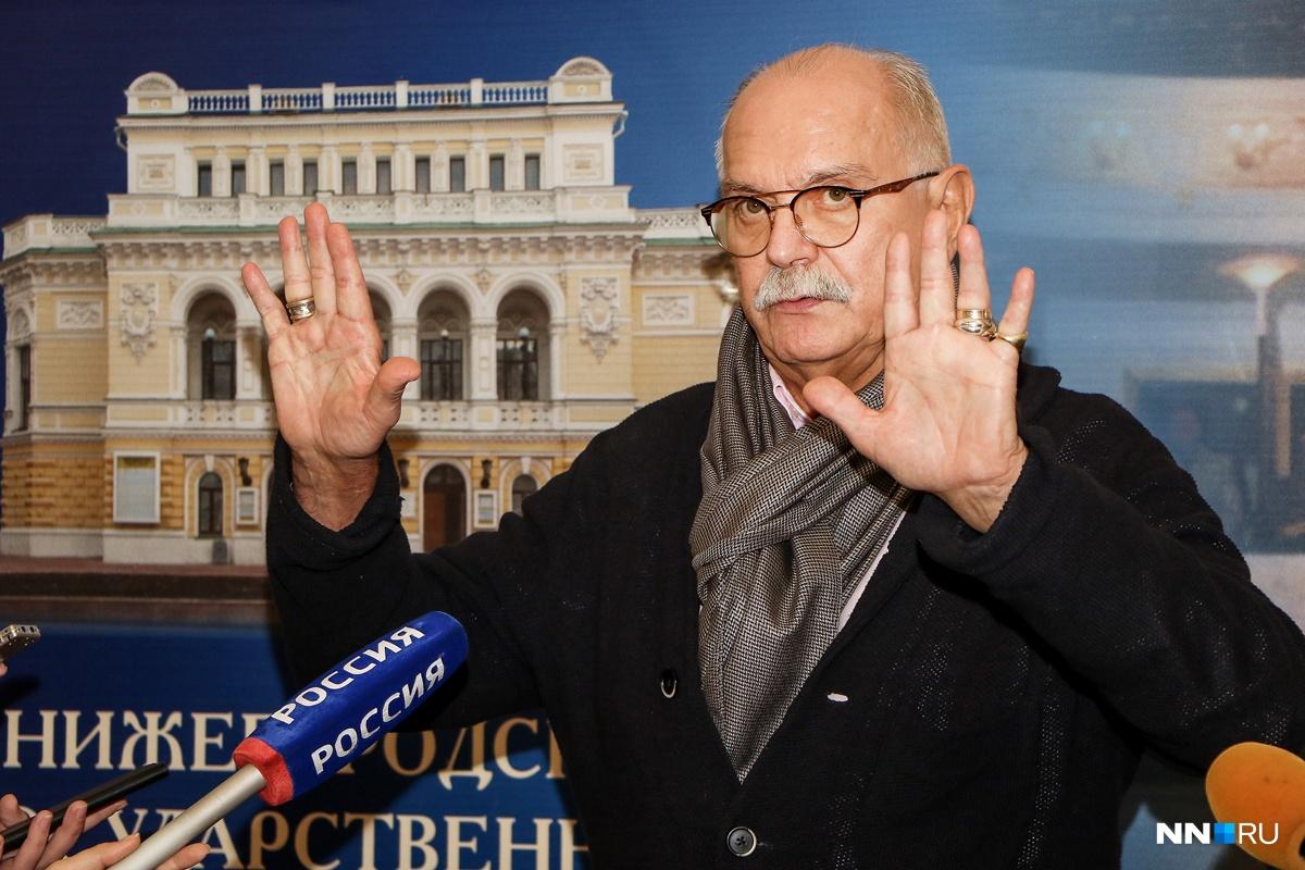Насцене пензенского драмтеатра покажут вторые «Метаморфозы» Никиты Михалкова