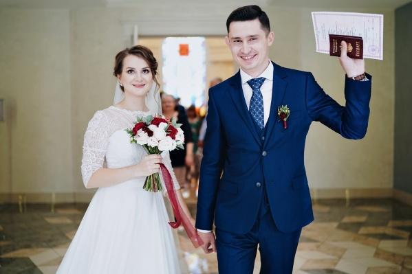 Андрей и Дарья Яковенко